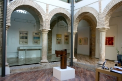 Exposición sobre Libros de artista  en Marbella